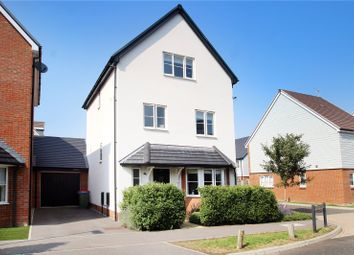 Thumbnail Link-detached house for sale in Verbena Drive, Angmering, West Sussex