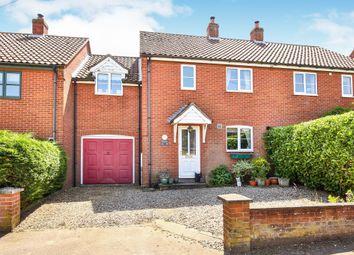 Thumbnail 3 bedroom terraced house for sale in Fakenham Road, Great Ryburgh, Fakenham