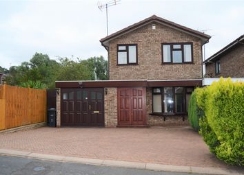 Thumbnail 3 bed detached house for sale in Swallowfields Road, Northway