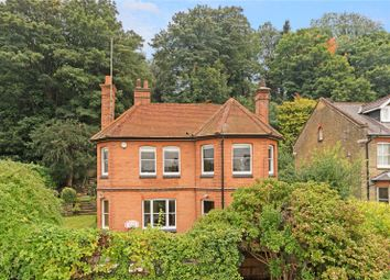 Thumbnail 4 bed detached house for sale in Croft Road, Godalming, Surrey