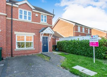 Thumbnail 3 bed semi-detached house for sale in Station Court, Thorne, Doncaster