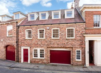 Thumbnail 4 bed terraced house for sale in St. Andrewgate, York