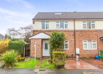 Thumbnail 4 bed end terrace house for sale in St. Loyes Close, Halesowen