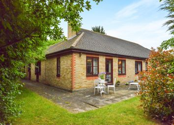 Thumbnail 5 bedroom detached bungalow for sale in Linford Lane, Willen, Milton Keynes