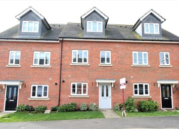 3 bed town house for sale in Buzzard Rise, Stowmarket IP14
