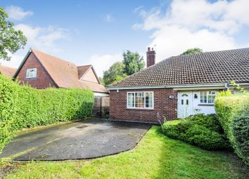 Thumbnail 2 bed bungalow for sale in High Street, Oakley, Bedford