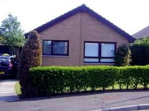 Thumbnail 2 bed flat to rent in Trinafour, Perth