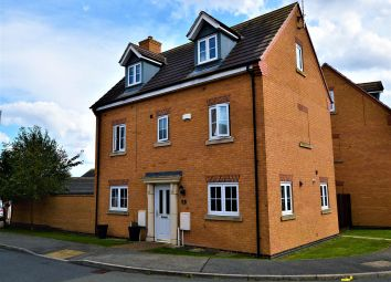 Thumbnail 5 bedroom detached house for sale in Parker Close, Stamford