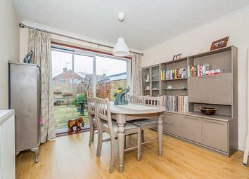Thumbnail 4 bedroom link-detached house for sale in Windsor Road, Yaxley, Peterborough