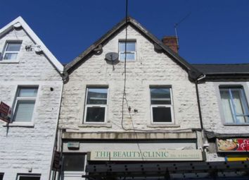 Thumbnail 2 bedroom maisonette to rent in High Street, Barry, Vale Of Glamorgan