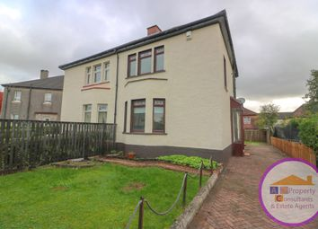 Thumbnail 3 bed semi-detached house for sale in Finhaven Street, Tollcross