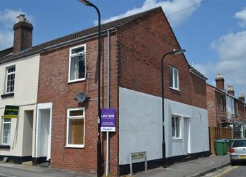 Thumbnail 2 bed end terrace house to rent in Middle Street, Southampton