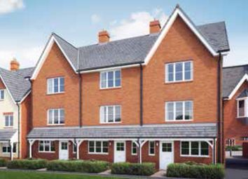 Thumbnail 4 bed terraced house for sale in Tadpole Garden Village, Tadpole Garden Village, Swindon