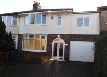 Thumbnail 3 bed property to rent in Wilworth Crescent, Blackburn