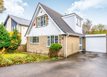 Thumbnail 4 bed detached bungalow for sale in Burnlee Road, Holmfirth