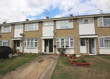 Thumbnail 3 bed terraced house for sale in Brougham Close, Great Wakering, Southend-On-Sea