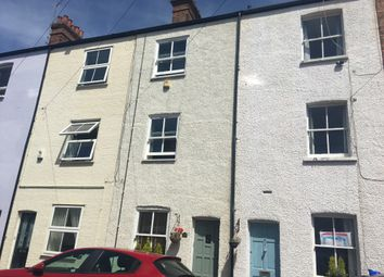 Thumbnail 3 bed terraced house to rent in Riverside Road, St Albans