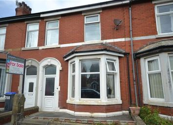 Thumbnail 3 bed terraced house for sale in Cavendish Road, Bispham, Blackpool