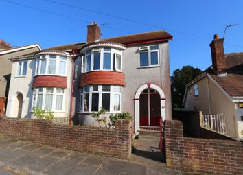 Thumbnail 3 bed semi-detached house for sale in Cedar Court Road, Torquay