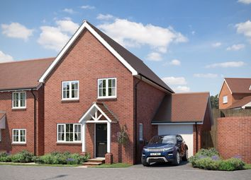 """Thumbnail 4 bed property for sale in """"The Elsenham"""" at Monks Road, Earls Colne, Colchester"""