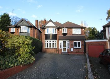 Thumbnail 5 bed detached house for sale in Berwood Farm Road, Sutton Coldfield