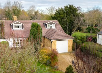 Thumbnail 3 bed semi-detached bungalow for sale in Chapel Lane, Fowlmere, Royston