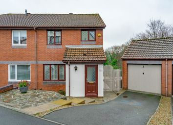 Thumbnail 3 bedroom semi-detached house for sale in College Dean Close, Derriford, Plymouth