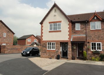 Thumbnail 2 bed end terrace house to rent in Castle Mews, Scawthorpe, Doncaster