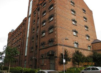 Thumbnail 1 bed flat to rent in East Float, Birkenhead