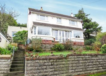 Thumbnail 4 bed detached house for sale in Brendon Road, Watchet