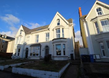 Thumbnail 2 bed flat for sale in First Floor Flat St. Asaph Street, Rhyl
