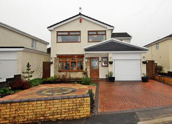Thumbnail 5 bed detached house for sale in Maes Yr Afon, Pontyclun, Rhondda, Cynon, Taff.