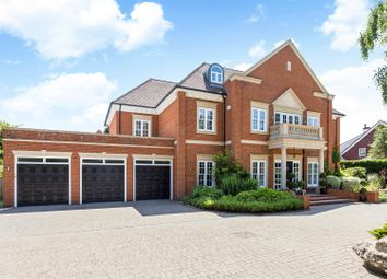Thumbnail 6 bedroom detached house for sale in Sandy Lane, Kingswood, Tadworth
