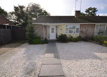 Thumbnail 3 bed semi-detached bungalow for sale in Beech Drive, Blackwater, Surrey