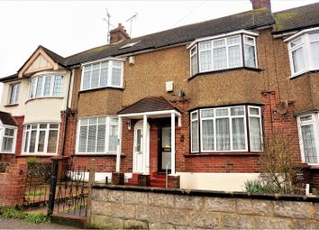 Thumbnail 2 bed terraced house for sale in Featherby Road, Gillingham