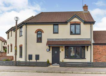 Thumbnail 4 bed semi-detached house for sale in Berrington Grove, Westcroft, Milton Keynes
