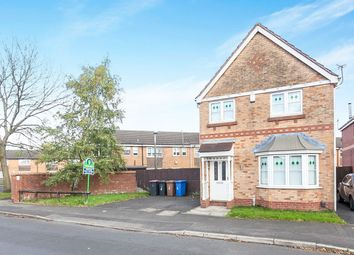 Thumbnail 3 bed detached house for sale in Carlisle Street, Pendlebury, Swinton, Manchester