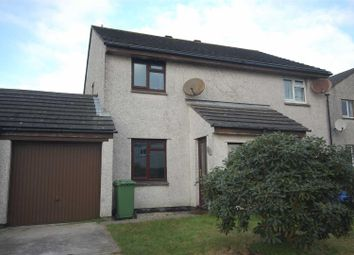 Thumbnail 2 bed semi-detached house to rent in Tremenheere Avenue, Helston