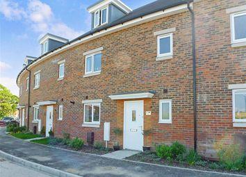 Thumbnail 3 bed town house for sale in Meaden Way, Felpham, Bognor Regis, West Sussex