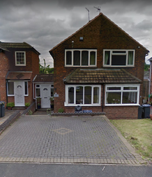 Thumbnail 3 bed semi-detached house for sale in Ashworth Road, Great Barr