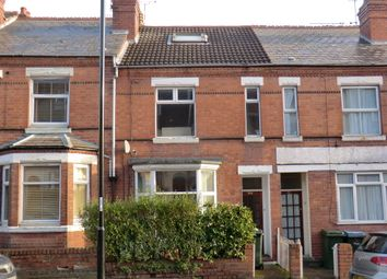 Thumbnail 3 bedroom terraced house to rent in Earlsdon Avenue North, Earlsdon, Coventry