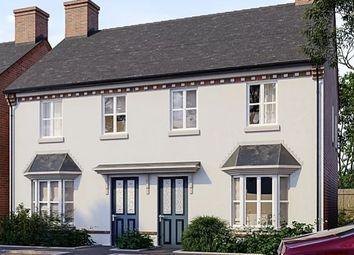 Thumbnail 3 bedroom semi-detached house for sale in Station Road, Madeley, Telford