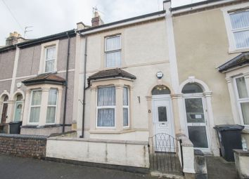Thumbnail 3 bed terraced house for sale in Holmes Street, Barton Hill, Bristol