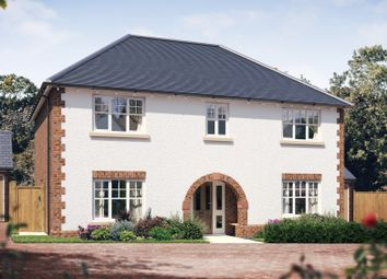 Thumbnail 4 bedroom detached house for sale in The Carsington At Langley Country Park, Radbourne Lane, Derby
