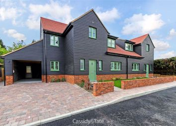 4 bed semi-detached house for sale in New Ground Road, Tring, Hertfordshire HP23