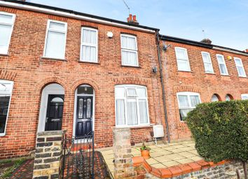 Thumbnail 2 bed terraced house for sale in Upper Grove Road, Upper Belvedere, Kent