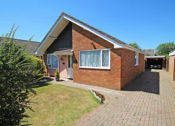 3 bed detached bungalow for sale in Stoneleigh Avenue, Hordle, Lymington SO41