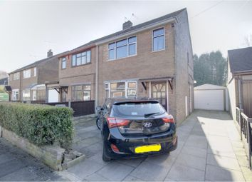 2 Bedrooms Semi-detached house to rent in Central Avenue, Bucknall, Stoke-On-Trent ST2