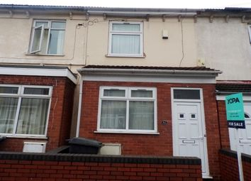 Thumbnail 2 bed property to rent in Powell Street, Heath Town, Wolverhampton