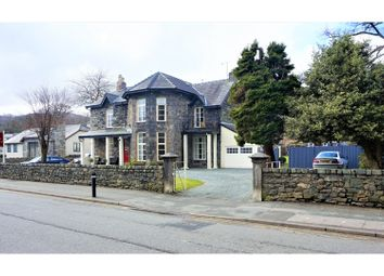 Thumbnail 10 bed detached house for sale in High Street, Llanberis